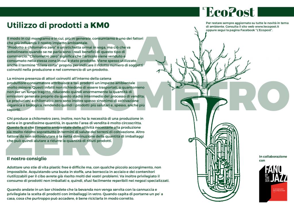 Abstrac L'EcoPost Cibo a Chilometri Zero
