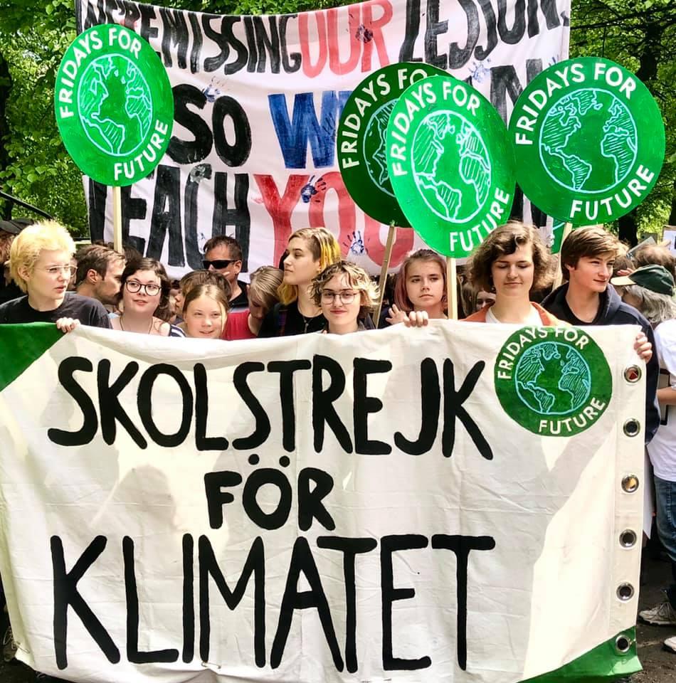 Lo sciopero per il clima? Non è solo una scusa per saltare la scuola