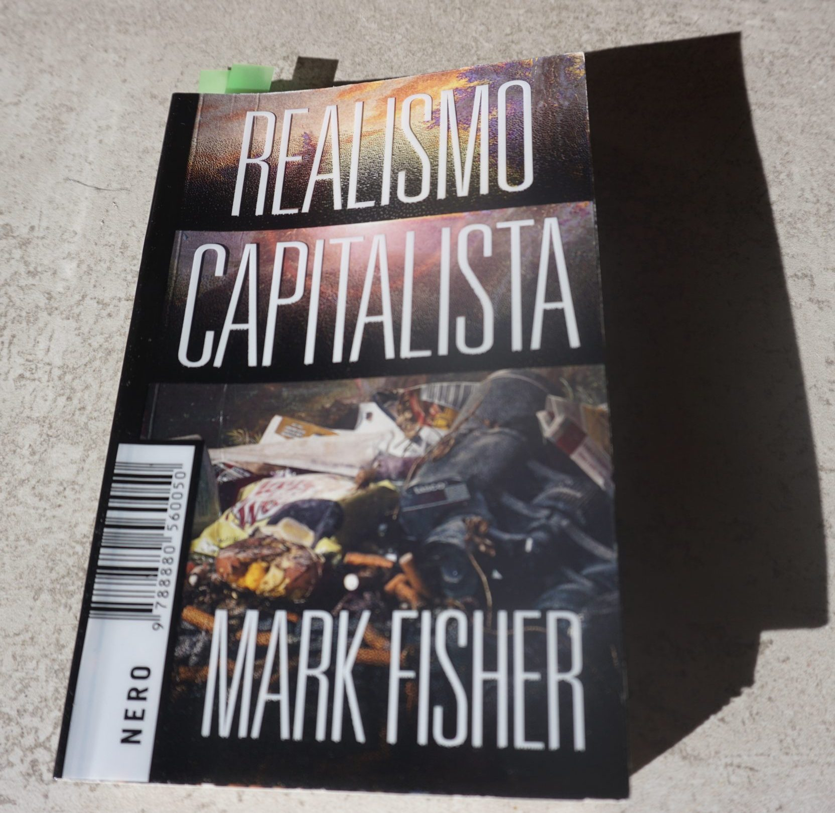 Realismo capitalista, un libro per capire la complessità della nostra lotta
