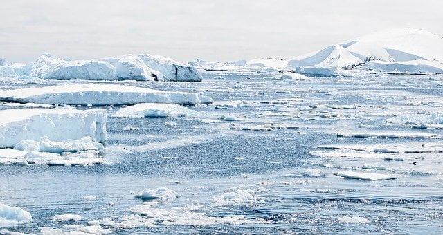 Perdita di metano in Antartide, scienziati preoccupati