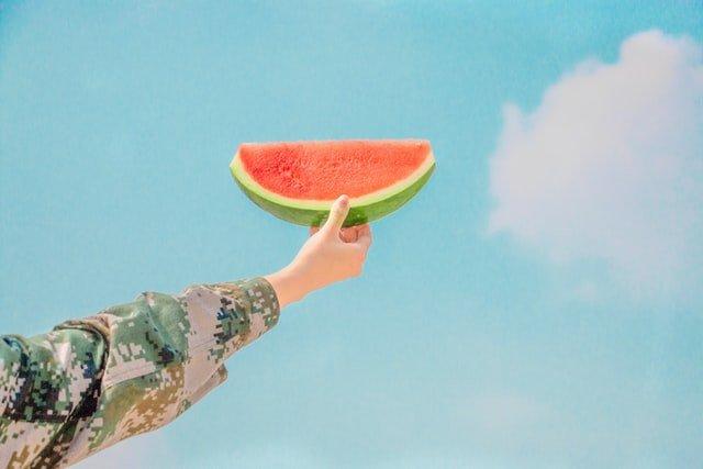 Frutta e verdura di stagione per il mese di agosto: cosa comprare