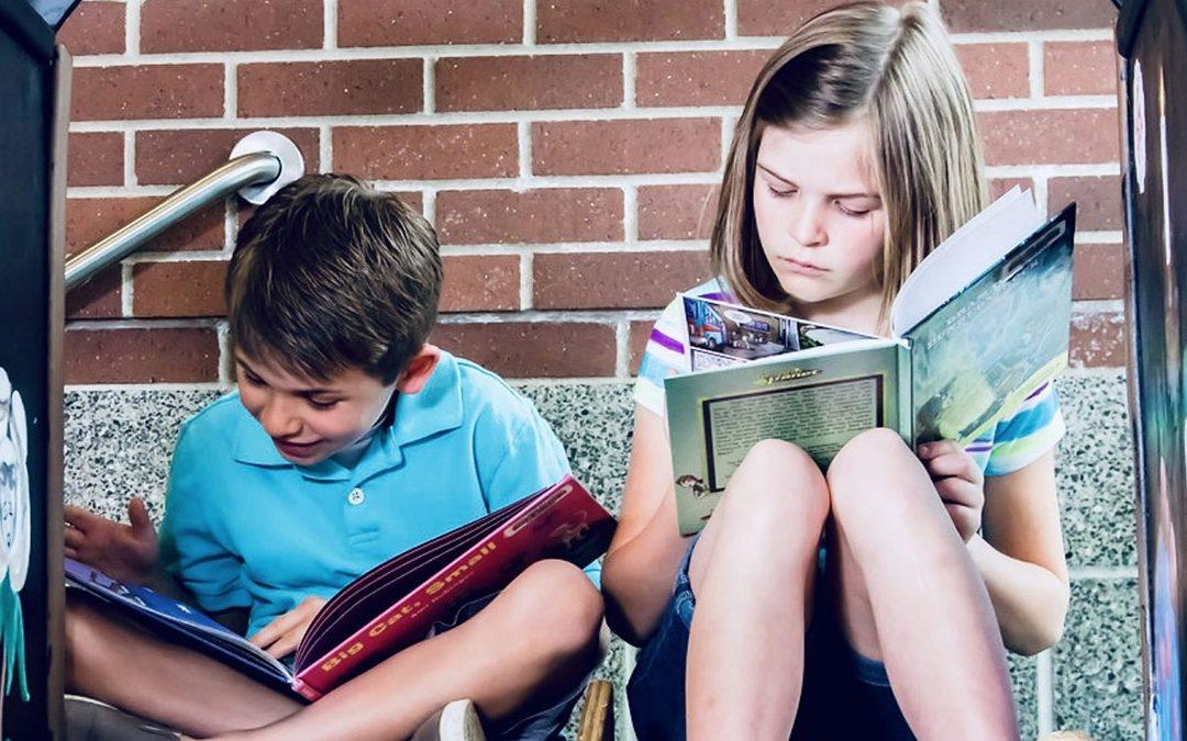 20 libri sull'ambiente per bambini e ragazzi