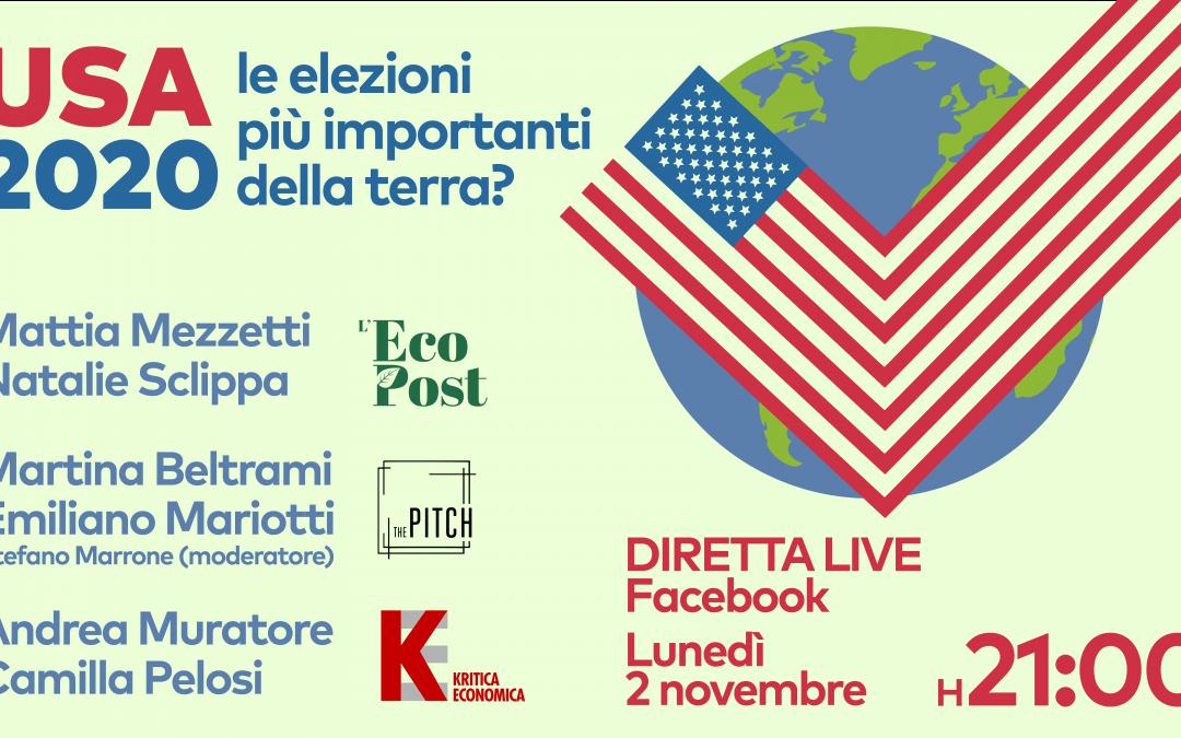 USA2020: le elezioni più importanti della Terra?
