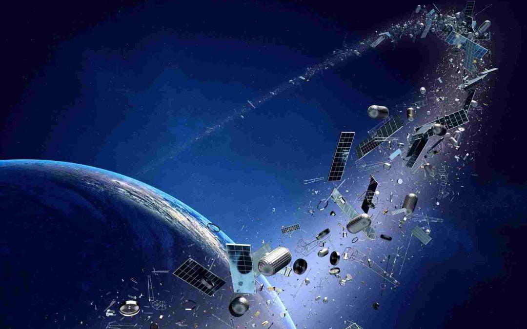 Rifiuti spaziali: cosa sono e perché si producono