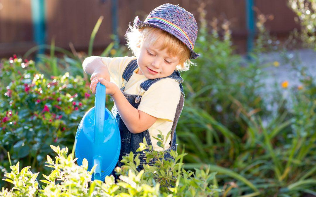 Il rispetto dell'ambiente spiegato ai bambini