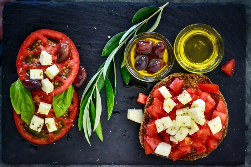 Nutri-score dieta mediterranea