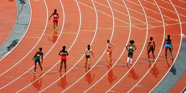 Olimpiadi-sostenibilità-gara-femminile